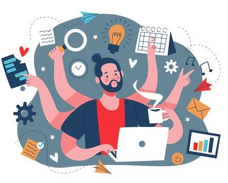 Mentor Profissional Produtividade capa