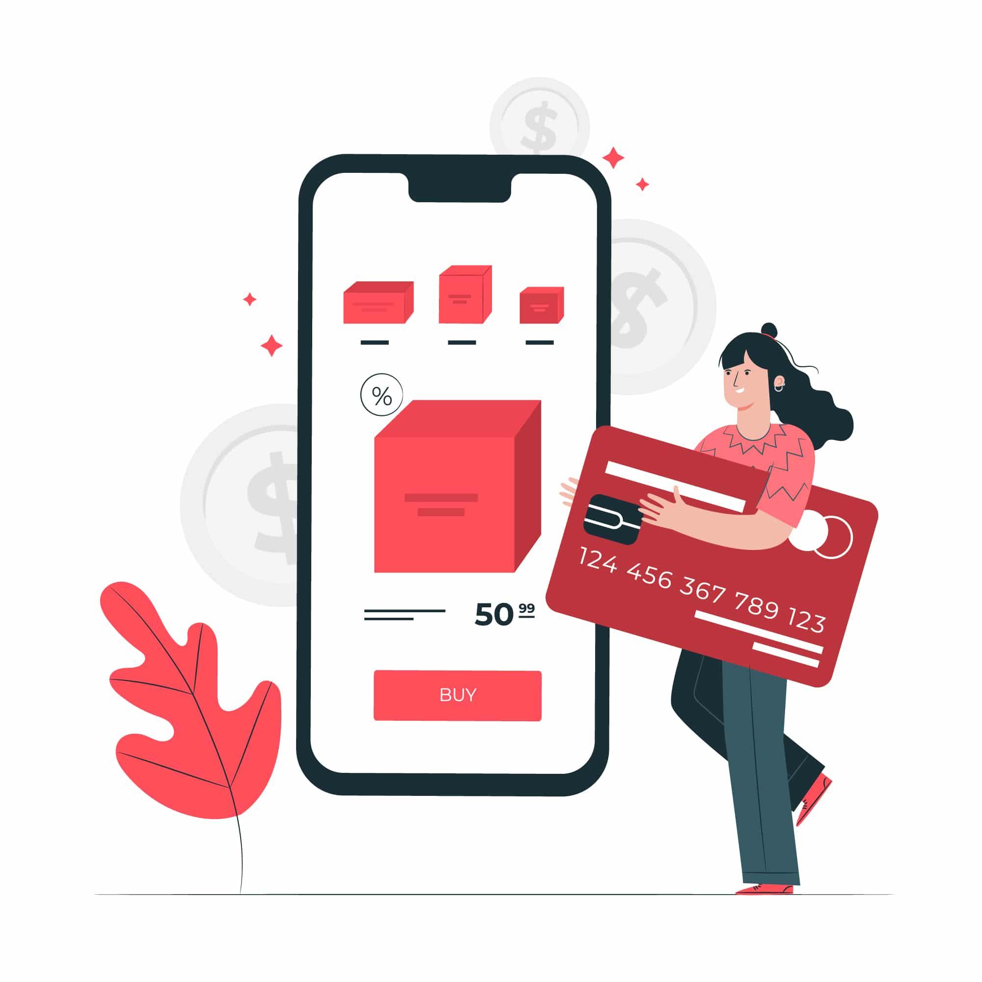 jovem aprendiz caixa - jovem segurando um cartão de crédito