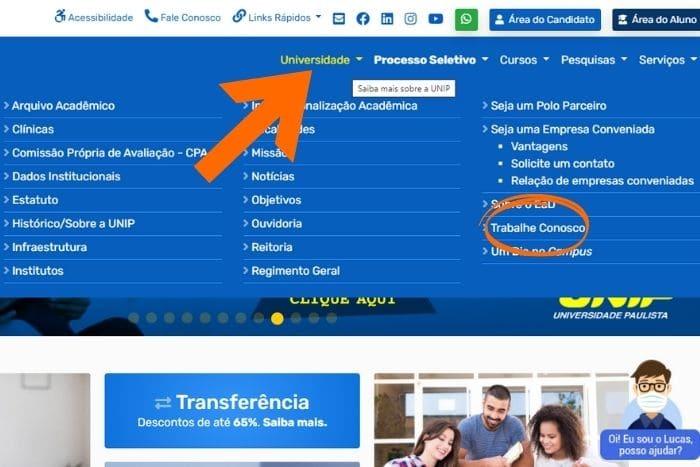 Jovem Aprendiz Brasil - Jovem Aprendiz Unip