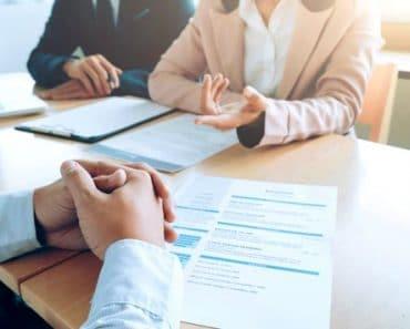 Mentor profissional entrevista de emprego capa