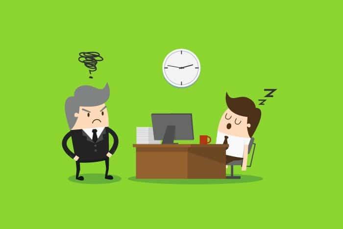 Mentor profissional procrastinação corpo