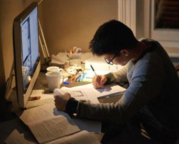 Mentor profissional trabalhar e estudar capa