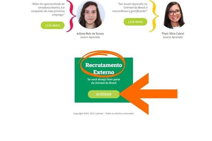 Jovem Aprendiz Brasil - Jovem Aprendiz UNIMED