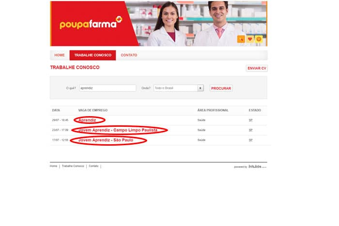 Mentor Profissional Jovem Aprendiz PoupaFarma corpo2