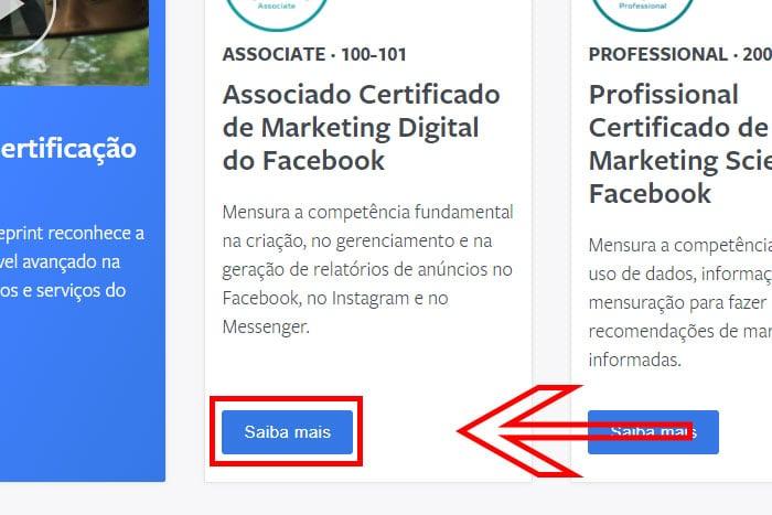 Mentor Profissional Cursos Gratuitos Facebook Business corpo1