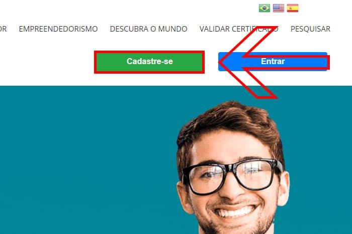 Mentor Profissional cursos gratuitos Brasil Mais Digital corpo
