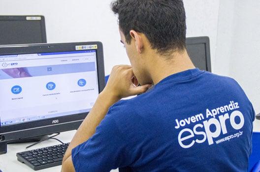 Mentor Profissional Jovem Aprendiz Espro capa