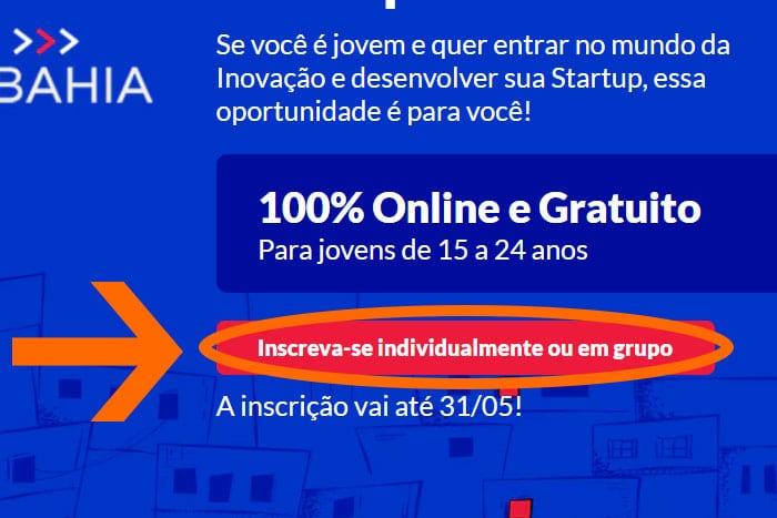 Mentor Profissional Jovens Empreendedores Casas Bahia corpo