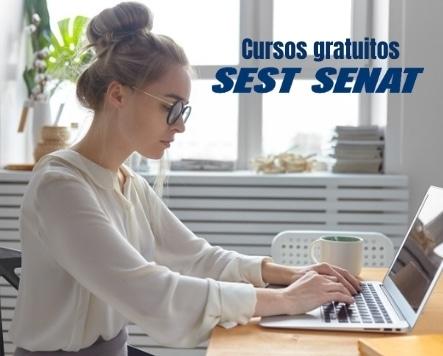 Mentor Profissional Cursos Gratuitos Sest Senat capa