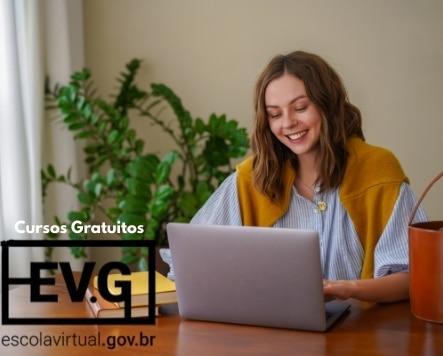 Mentor Profissional Cursos Gratuitos EVG capa