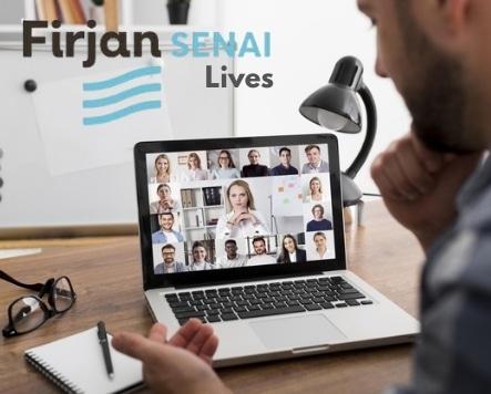 Mentor Profissional Lives Firjan Senai capa