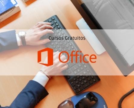 Mentor Profissional Cursos Gratuitos Microsoft Office capa